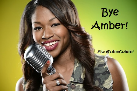AMERICAN IDOL: Amber Holcomb. CR: Michael Becker / FOX. Copyright: FOX.
