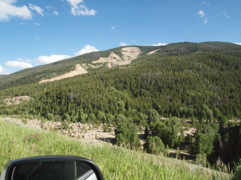 The Gros Ventre Landslide