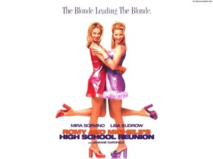 Romy and Michele%60s High School Reunion Wallpaper 1
