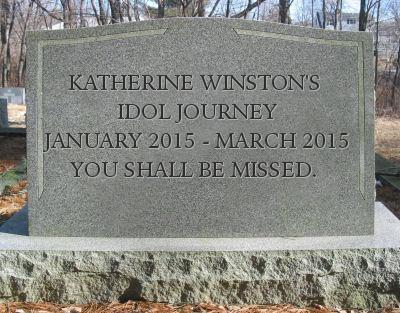 LiveShow04 - tombstone