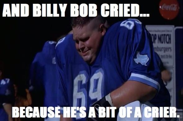 billy bob crier